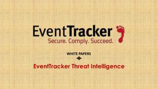 EventTracker Threat Intelligence Integration