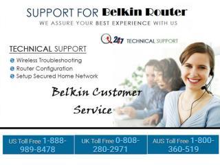 Belkin Customer Service