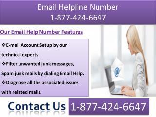 Email Helpline Number