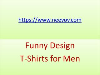 Funny Design Purple Colour Mens T Shirts