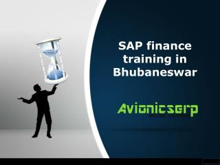 How SAP Course in Bhubaneswar can Boost Your Career