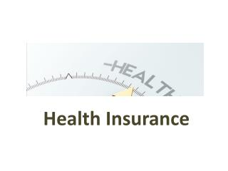 Making Health Insurance Illegal- Imagine the Possibilities