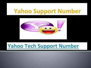 Yahoo Technical Support Number 1-844-331-5444 in USA