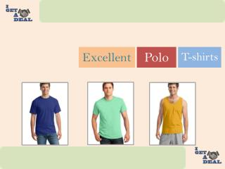 Excellent Polo T-shirt Collection - I Get A Deal