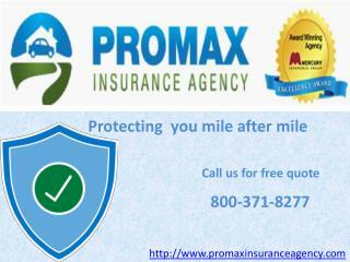 Orange County Auto Insurance