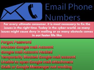 Gmail Phone Number 1-877-424-6647