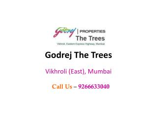 Godrej The Trees – Property in Mumbai – Investors Clinic