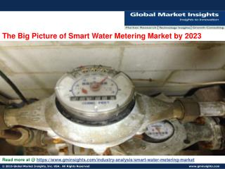 Analysts Forecast Continued Growth in Smart Water Metering Market