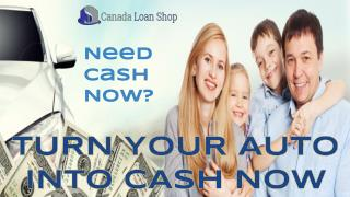Online Title Loans At Low Interest Rates In Moncton