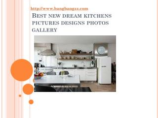Best new dream kitchens pictures designs