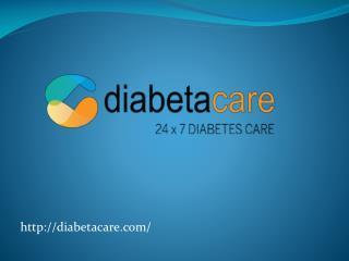 Diabetes Diet Management - Diabetacare