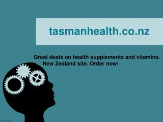 tasmanhealth.co.nz | Ashwagandha Root Powder - Organic