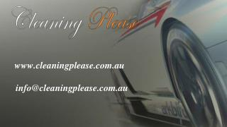 Mobile Car Cleaning Company in Melbourne