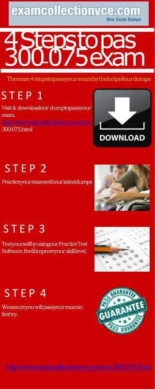 Examcollection 300-075 Exam Questions