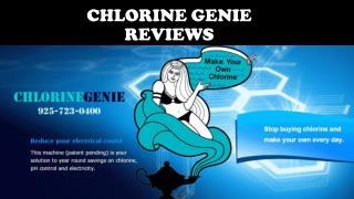 Reviews for Chlorine Genie Salt Water Chlorinator