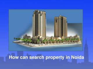 buy property in Noida