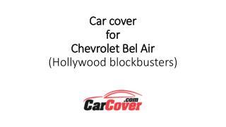 Chevrolet Car Cover