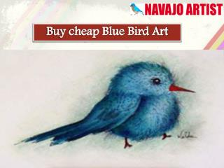 Buy cheap Blue Bird Art