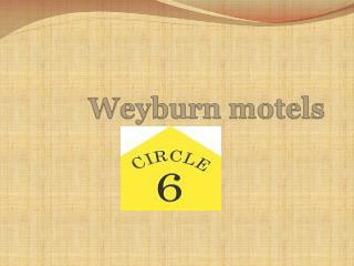 Weyburn motels