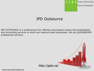 Quickbooks Specialist Montreal | (514) 316-4403 | JPD Outsource