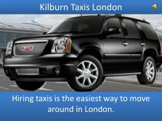 Kilburn Taxis London