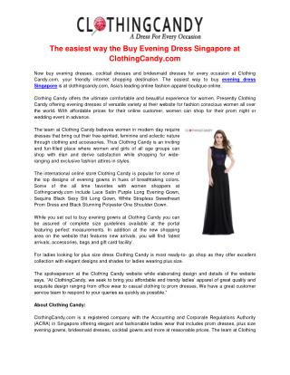 Maxi Dress Blogshop Singapore