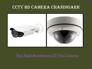 CP PLUS CCTV HD CAMERA CHANDIGARH