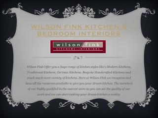 German Kitchen Hertfordshire By Wilson Fink