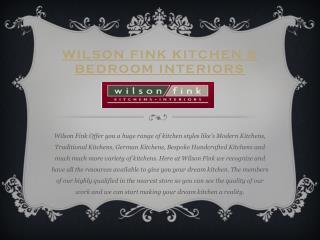 German Kitchen Hertfordshire By Wilson Fink