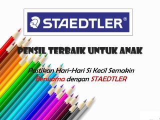 Produk Pensil Terbaik STAEDTLER