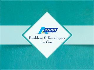 Builders & Developers in Goa