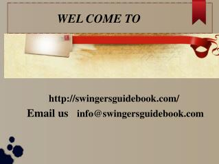 Best Swingers Guidebook for Couples