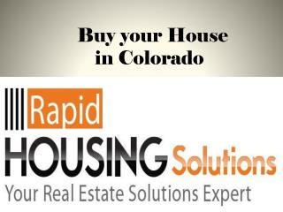 Selling a House in Colorado