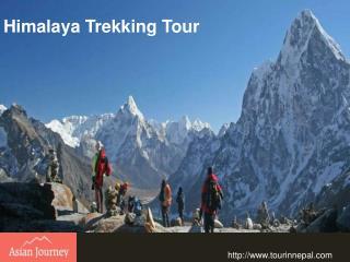 Himalaya Trekking Tour