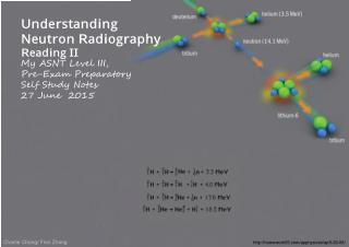 Understanding Neutron Radiography Reading II-TNR of Materials-A