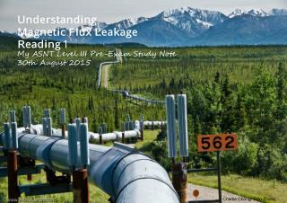 Understanding Magnetic Flux Leakage Testing Reading 1