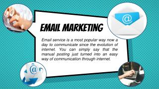 Email Marketing Software & Services