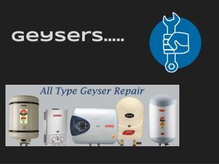 Geyser Repairs & Services in Hyderabad
