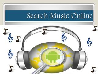 Search Music Online