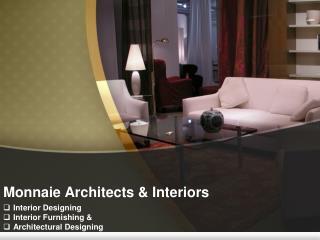 Interior Furnishing in Bangalore
