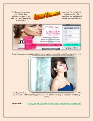 http://www.tophealthresource.com/derma-vibrance/