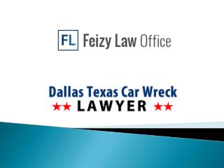 Dallas Plano Car Wreck Lawyer