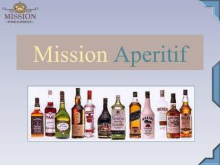 Mission Aperitif - Mission Wine And Spirits