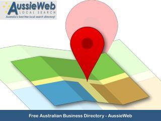 Free Australian Business Directory – AussieWeb