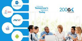 Sharepoint, Java, IOS, Android, Mobile Application Development Company - 200oksolutions -