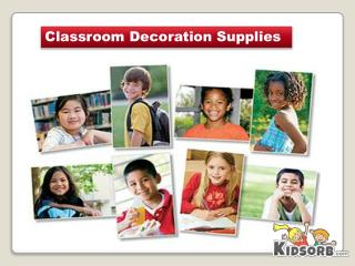 Classroom Decoration Supplies