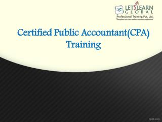 Cpa Coaching Hyderabad, CPA Training Classes Hyderabad, CPA Training Hyderabad