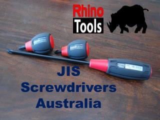 Purchase Online JIS Screwdrivers Australia