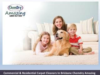 Commercial & Residential Carpet Cleaners In Brisbane Chemdry Amazing