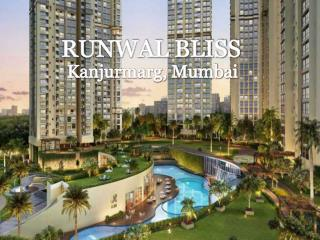 Luxury Apartments by Runwal Bliss | Call: ( 91) 9953 5928 48